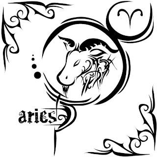 Zodiak Tattoos Gallery - Aries Tattoo
