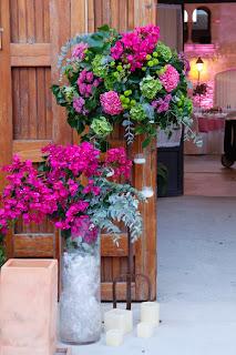 Boda Valencia decoracion entrada