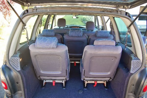 fast and best car renault espace 3. Black Bedroom Furniture Sets. Home Design Ideas