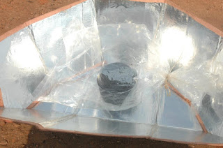 Africa solar cooking