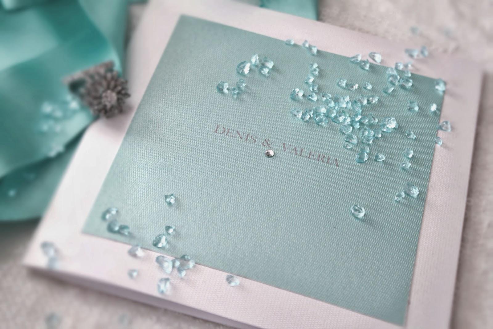 Partecipazioni Matrimonio Azzurro Tiffany : Lia partecipazioni co matrimonio tiffany blue