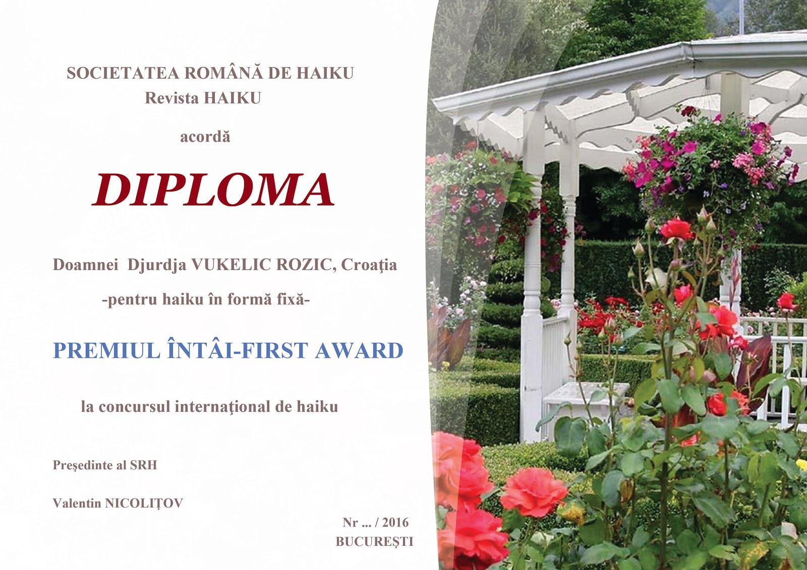Diploma 2016