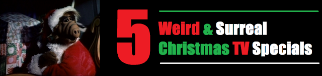 Top 5 Weird Christmas TV Specials