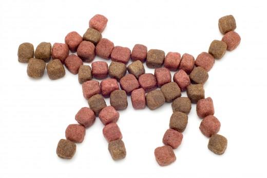 La mejor comida para perros es la equilibrada.