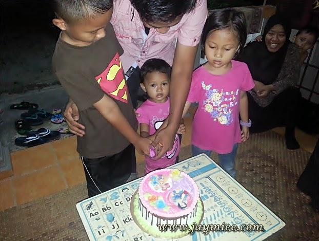Birthday Girls and Boy
