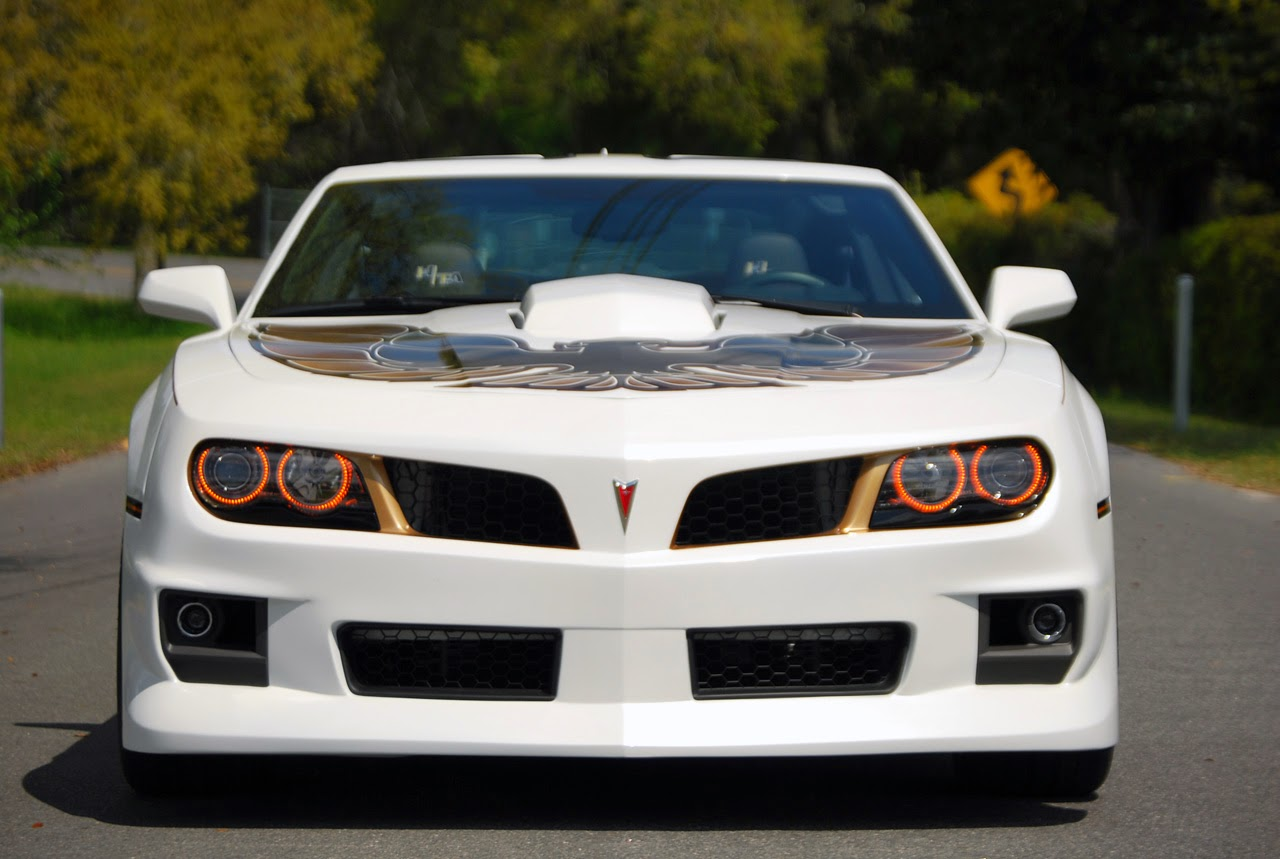 New 2015 Pontiac Firebird Trans AM