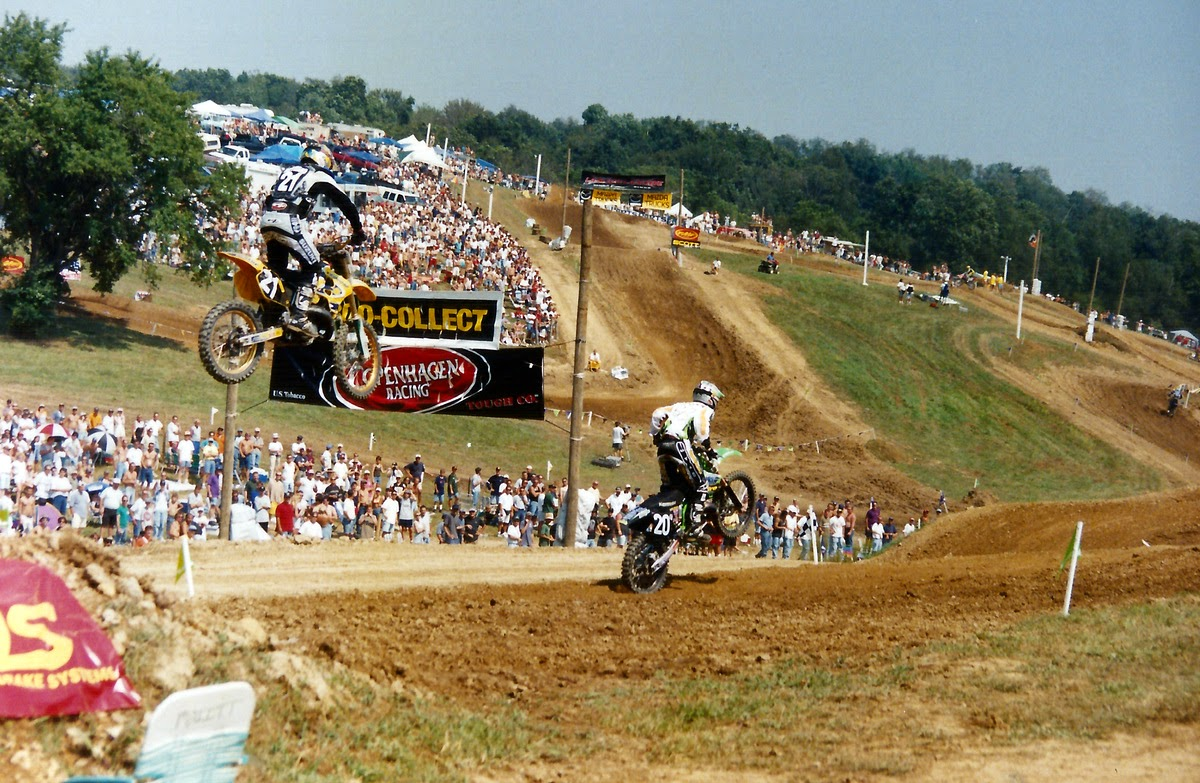 Casey Johnson Steel City 1998