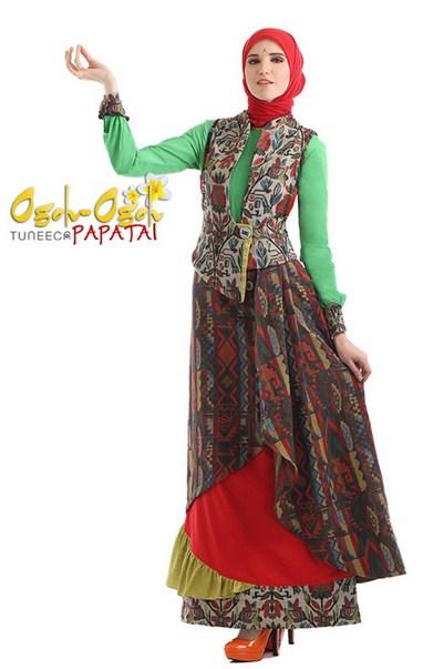 Contoh Baju Batik Ivan Gunawan 2015 2015 Model Baju