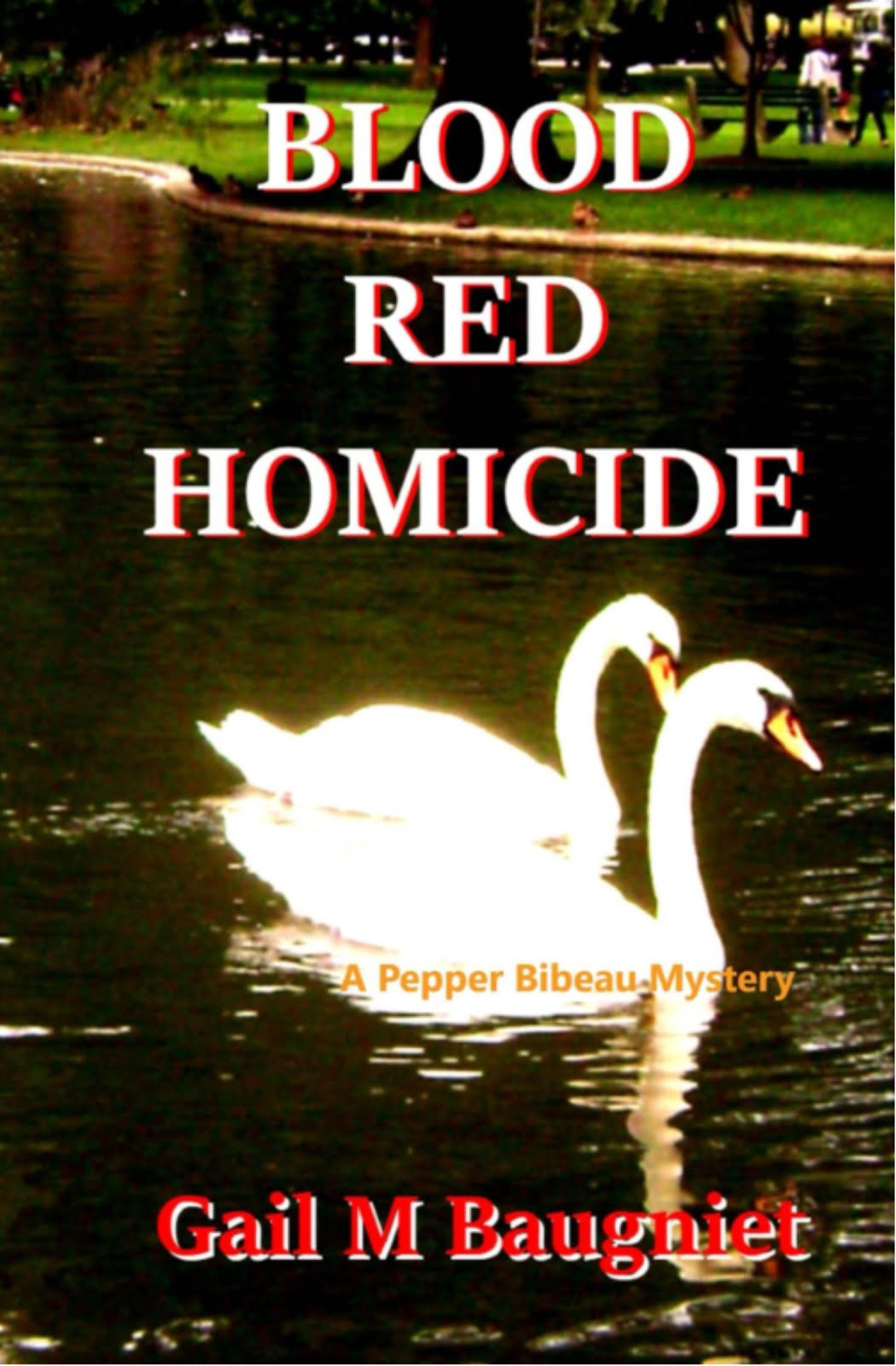 RED HOT MYSTERY SET IN A SWINGING TOWN