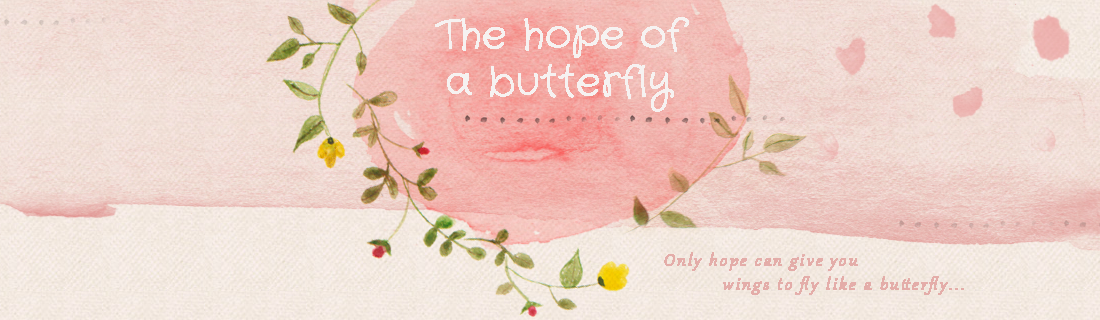 ButterflyHopes | Hope gives you wings to fly