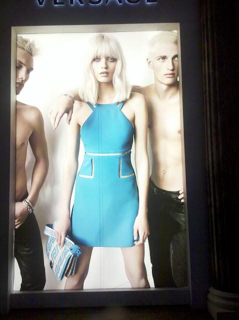 blue+dress