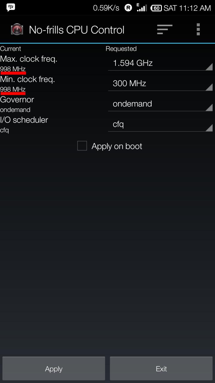 Cara Install Redmi 1S Global ROM v45.0 - ROM Anti Panas