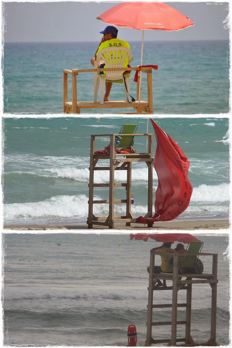 El Campello Playa por Cris Marco