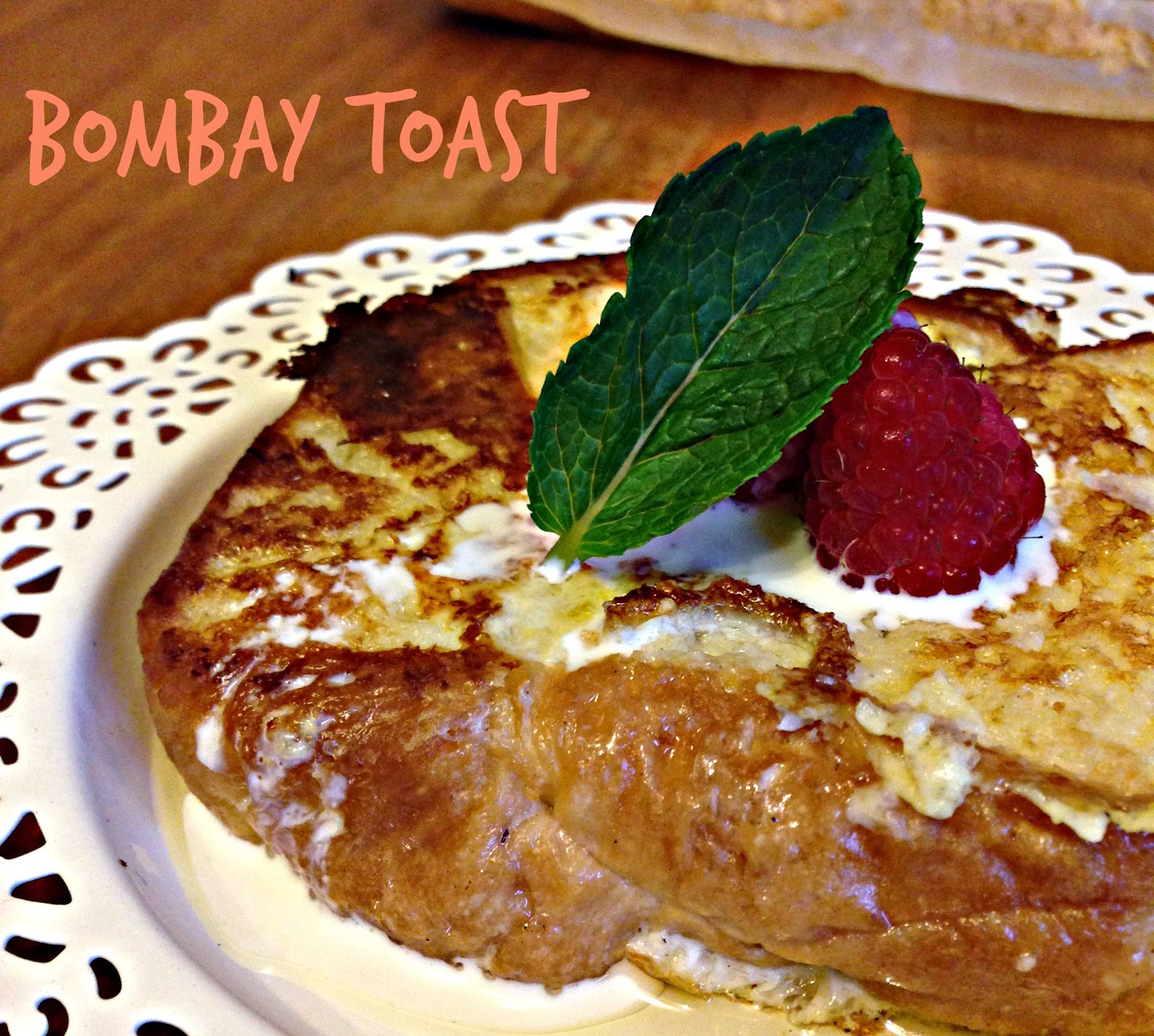 French toast bombay toast kukskitchen