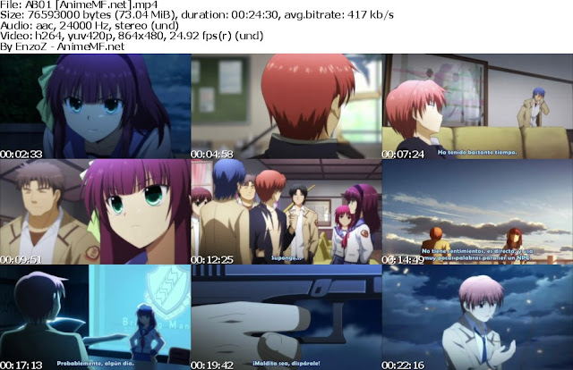 Descargar Angel Beats! MF