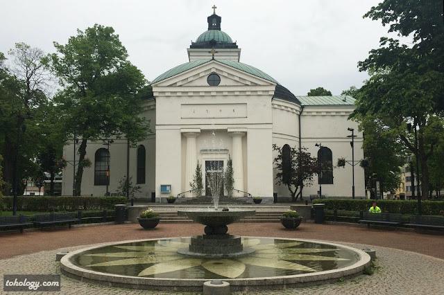 Hämeenlinna city center