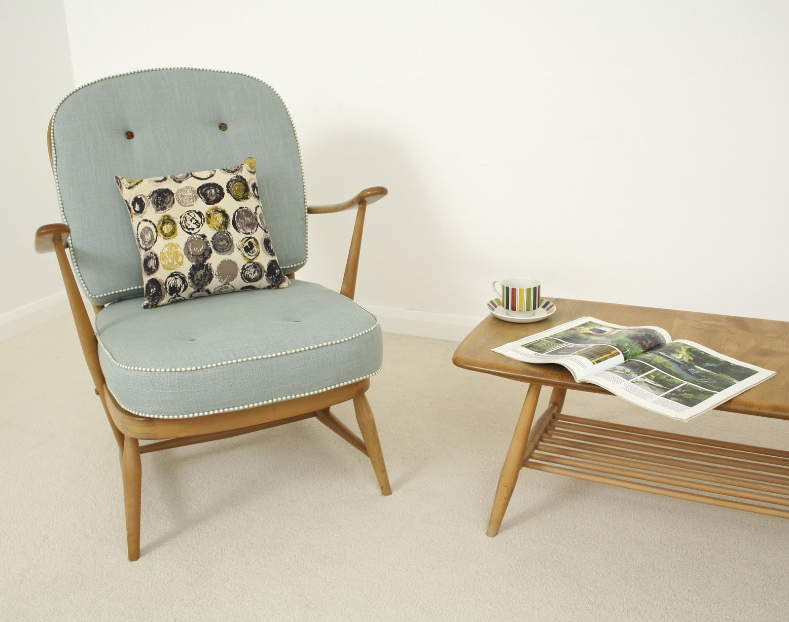 Image Gallery Ercol Armchairs