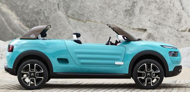 Citroën Cactus M, The return of the Mehari