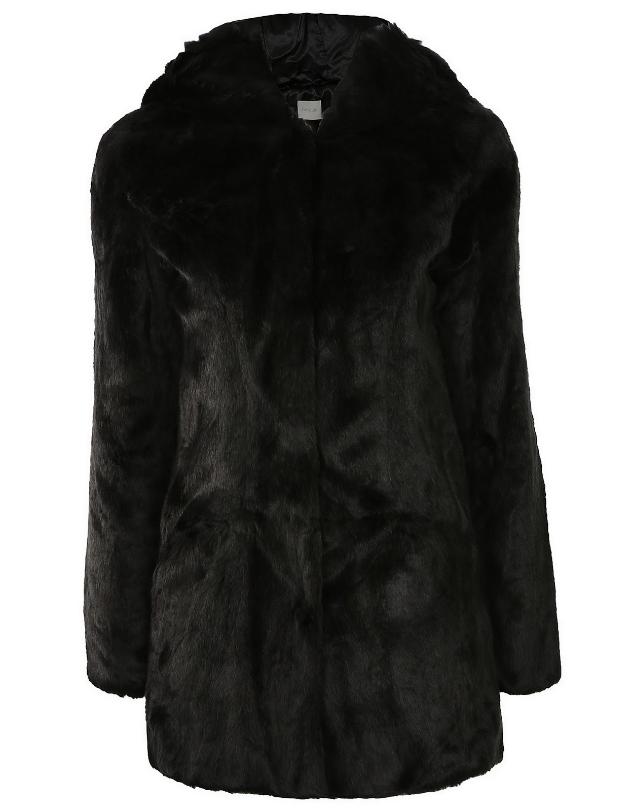 George at ASDA Faux Fur Coat