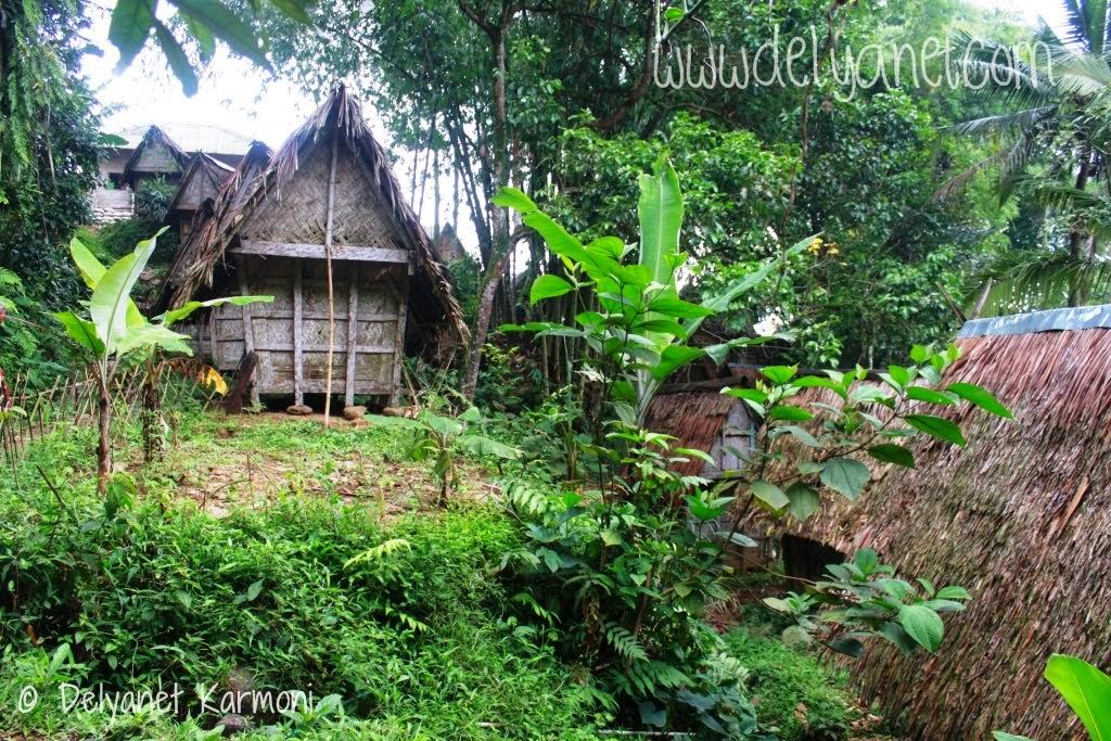 kompleks leuit atau lumbung padi