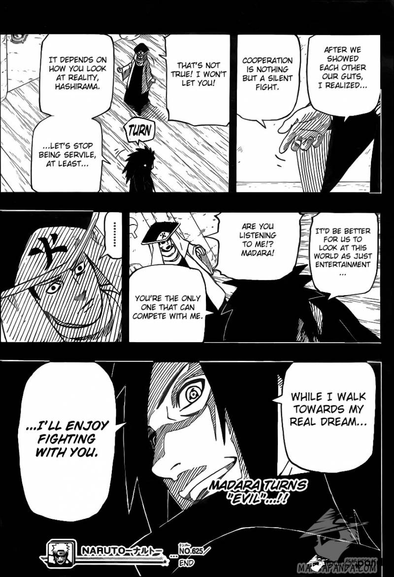 019, Naruto chapter 625    NarutoSub
