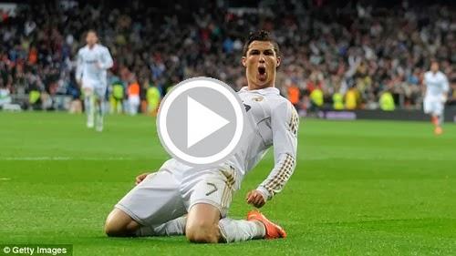 The Best Football Skills Of Cristiano Ronaldo Tips Tricks And