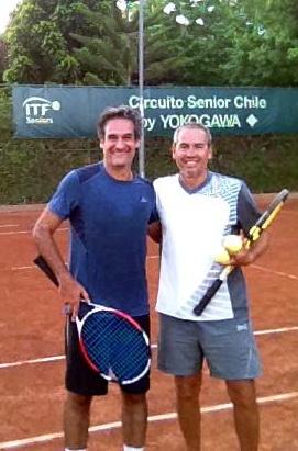 """ITF SENIORS G """"A"""" COPA TRULLENQUE - DEGARBO/ARANCIBIA EN SEMIS"""