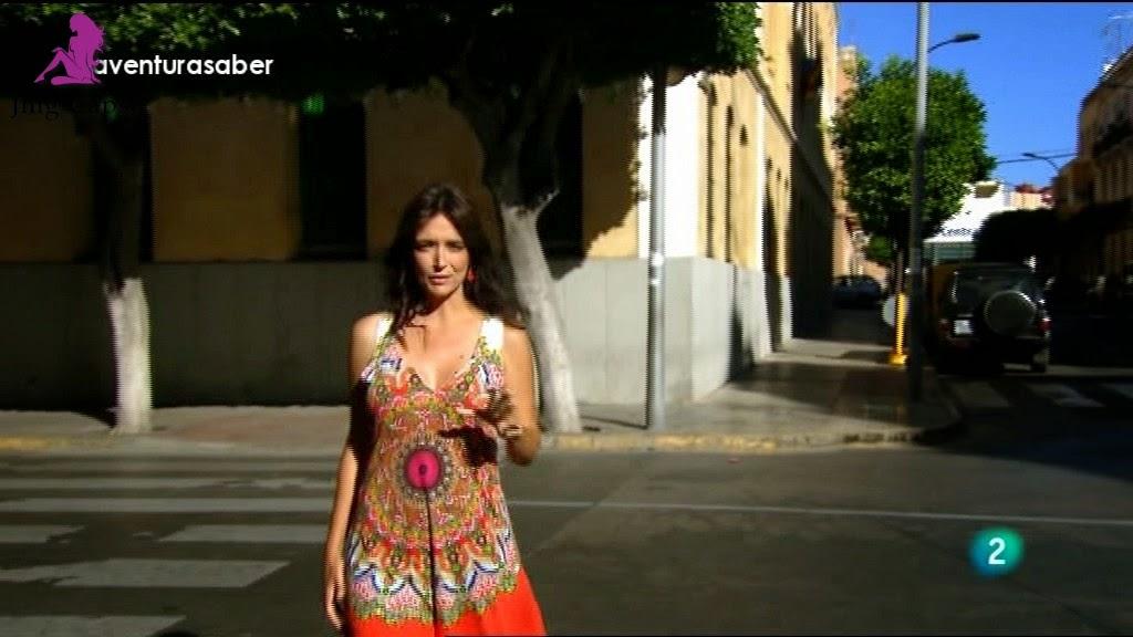 MARIA JOSE GARCIA, LA AVENTURA DEL SABER (18.09.14)