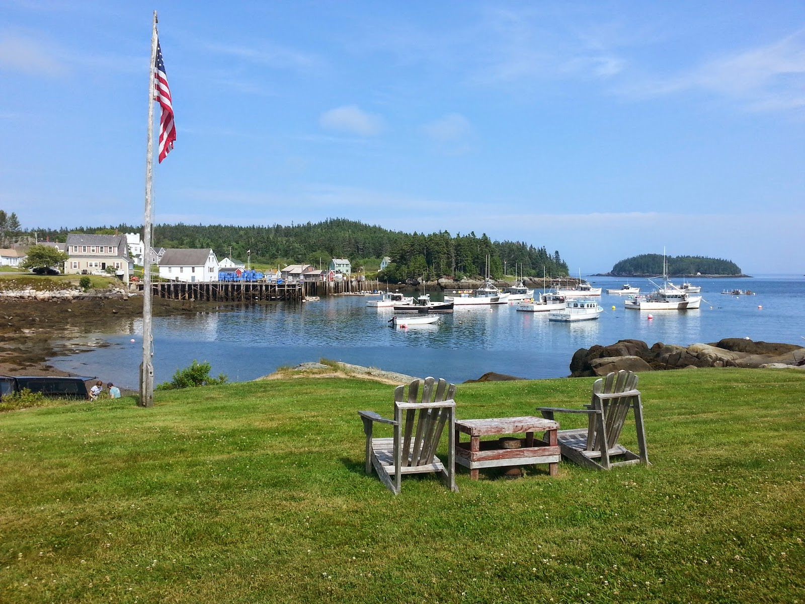 RV-A-GOGO: Way Downeast in Lubec, Maine