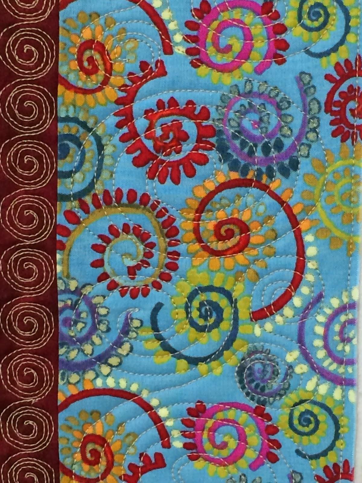 Cheryl Vastola Kaleidoscope Quilt
