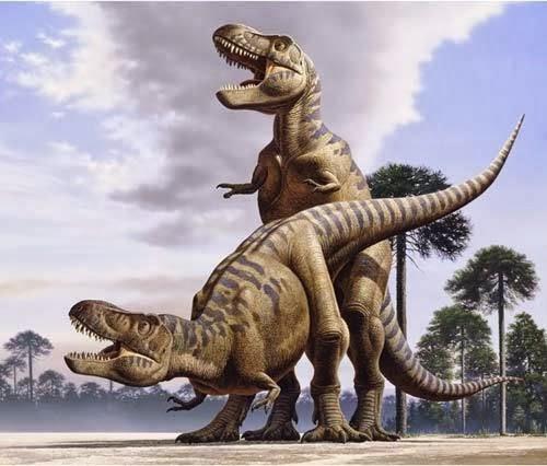 Dinosuar sex