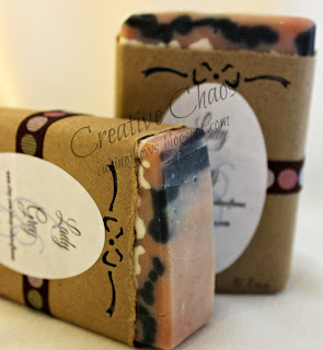 lady grey all natural handmade tea soap