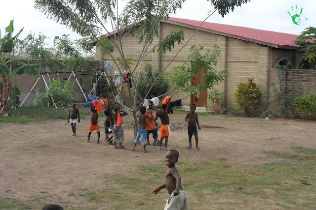 Scuola di Atchanvé, Togo, Africa