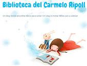 BIBLIOTECA DEL CARMELO RIPOLL
