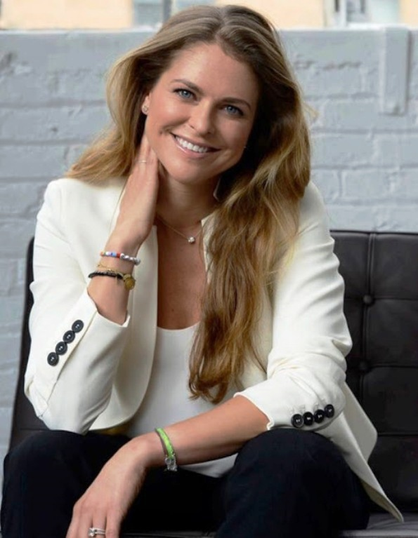 New Photo Of Princess Madeleine Of Sweden