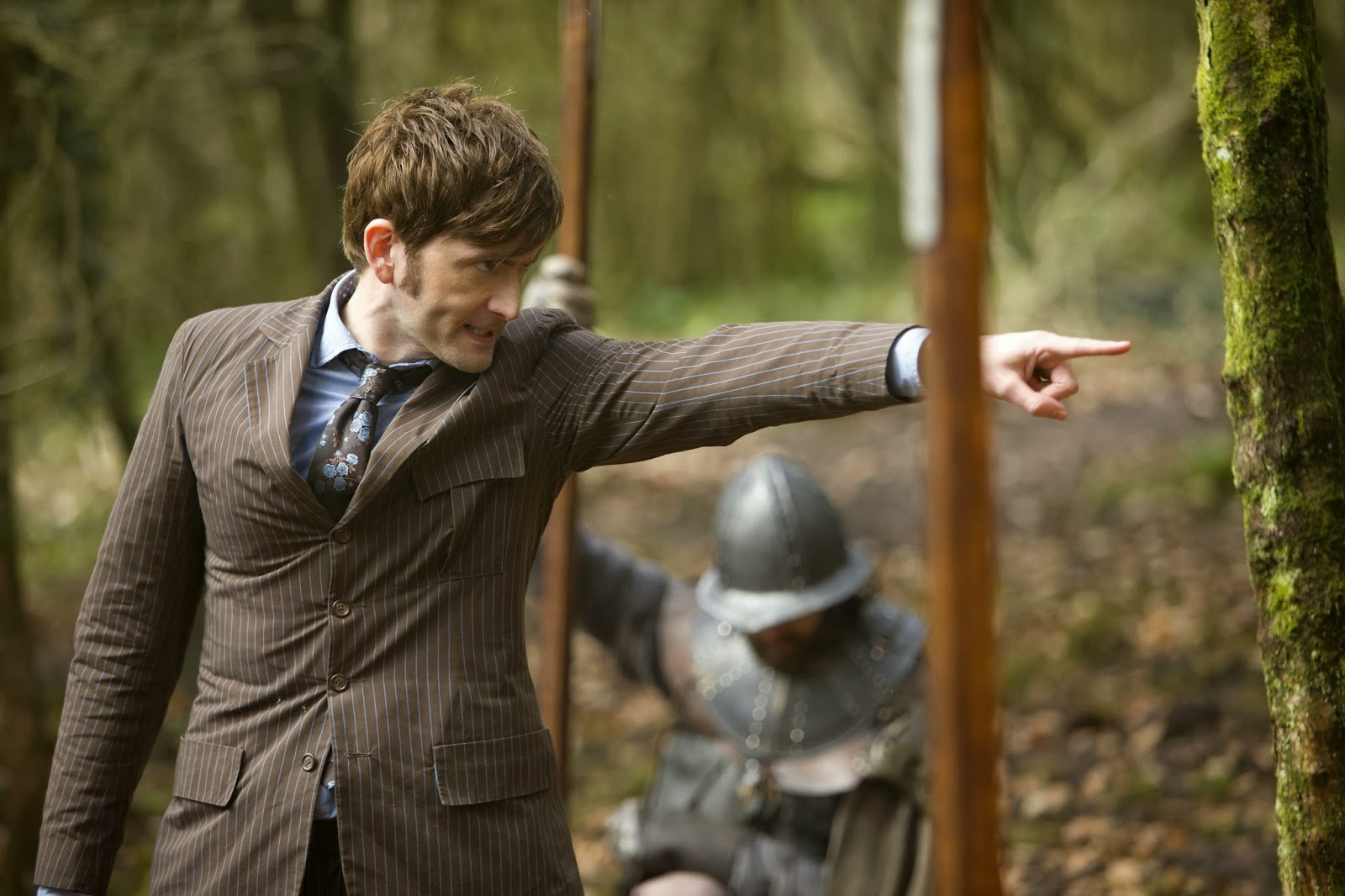David Tennant in The Day Of The Doctor