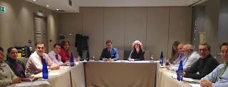 El pasado 13 de Noviembre, en Madrid, se celebró Asamblea General Extraordinaria de la Asociación de Escuelas de Hostelería AEHOS