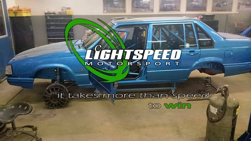 Lightspeed Motorsport - It takes more than speed to win