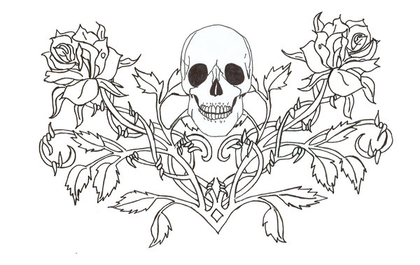 Some Kind Of Wonderful Mj Skull Tattoos Designs