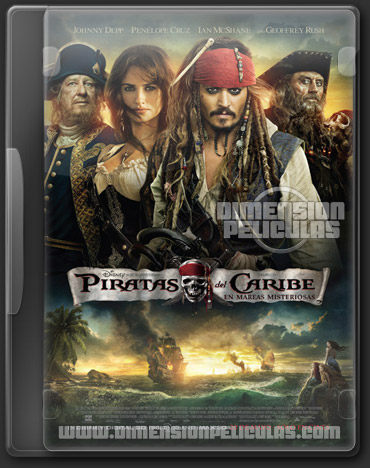 Piratas del Caribe 4 (BRRip HD Español Latino) (2011)