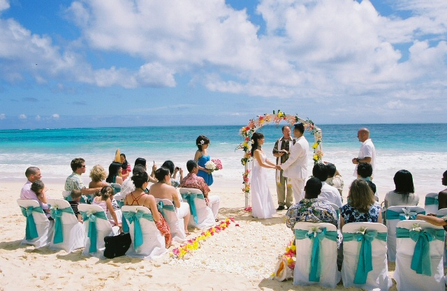 Full picture hawaii beach weddings crystal clear and of course the pure tropical white sandy beaches as seen in the photos beaches are so many people who are very romantic wedding here junglespirit Gallery