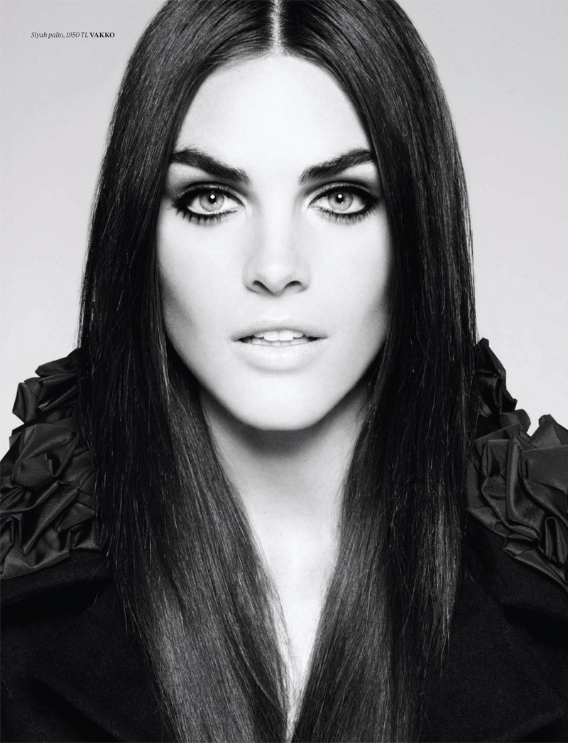 Fresh Look celebrity Haircuts - Hilary Rhoda