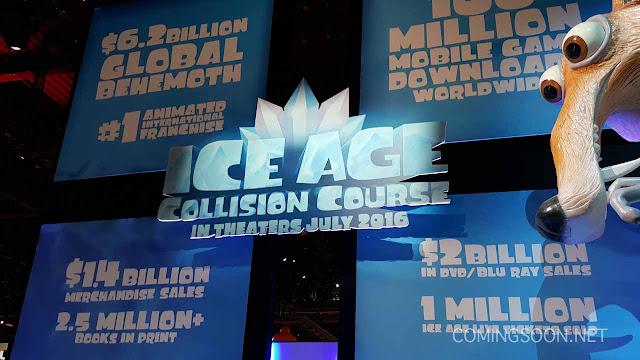 'Ice Age: Collision Course' cambia su fecha de estreno