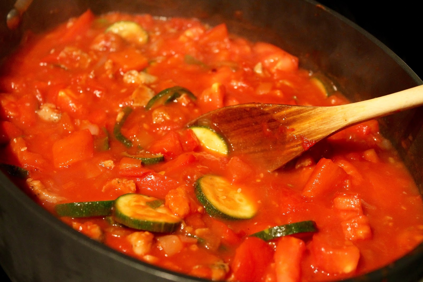 simple pasta sauce is a wonderful way to savor these summe..