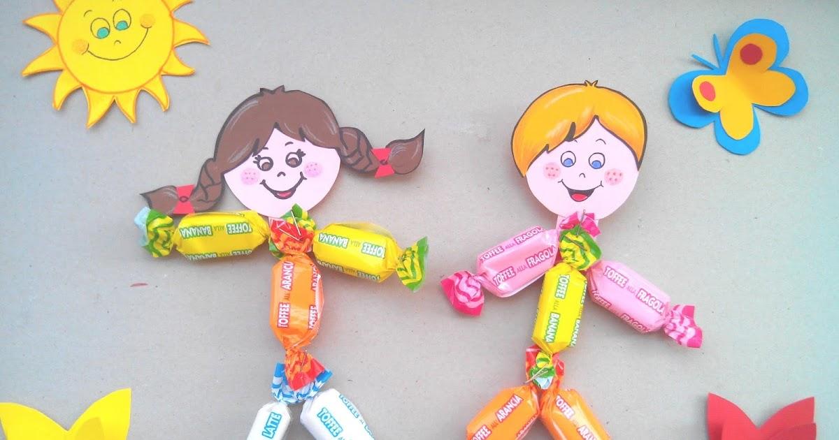 Maestra nella dolci bambini for Idee per l accoglienza nella scuola dell infanzia
