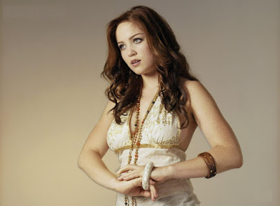 Erika Christensen HD Wallpaper