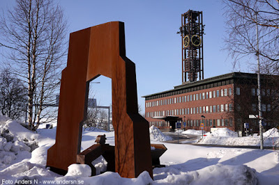 Kiruna stadshus