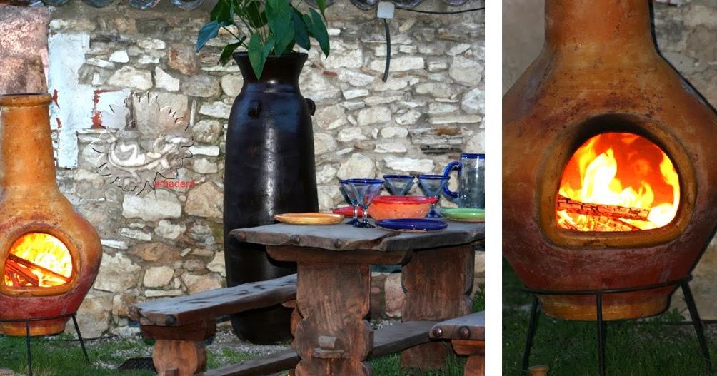 amadera meuble et d coration le charme thique du mexique authentique le brasero mexicain la. Black Bedroom Furniture Sets. Home Design Ideas