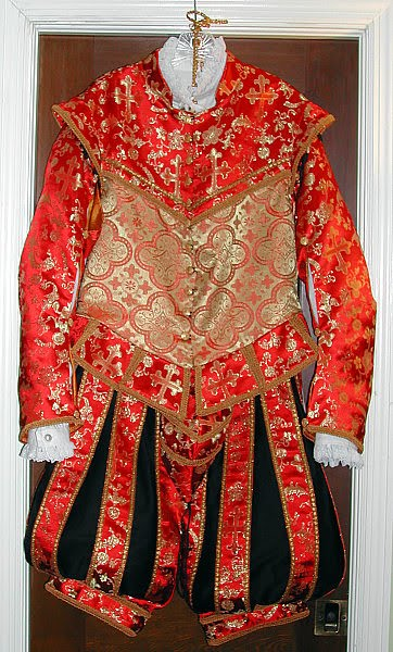 Ren Faire Costume  Doublet Sleeves