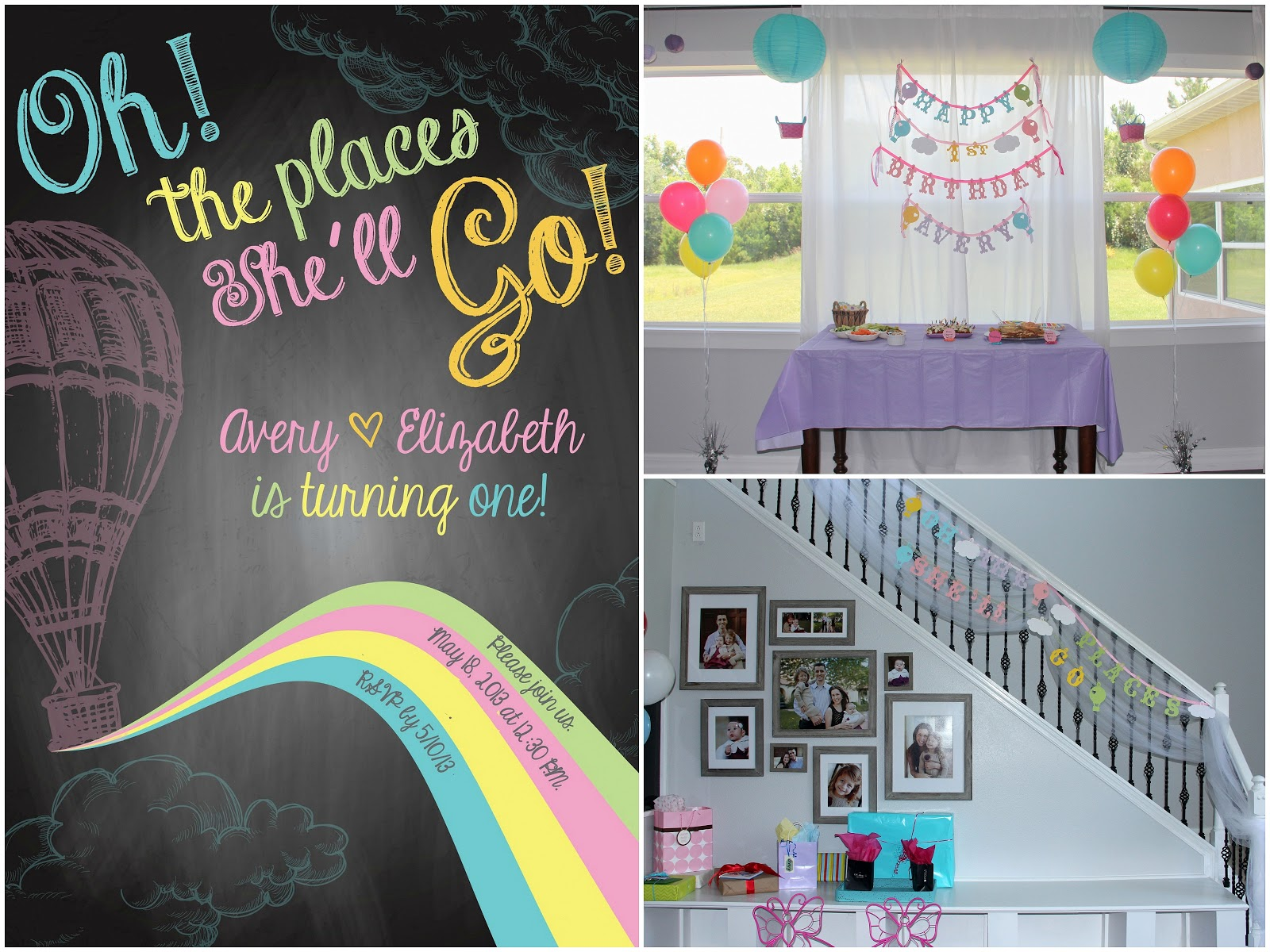 Dr Seuss 1St Birthday Party Invitations is great invitation ideas